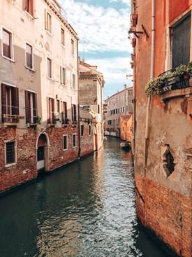 floating city of Venice